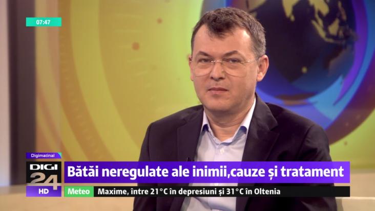 Interviu Digi 24 Dr. Alexandru Deutsch